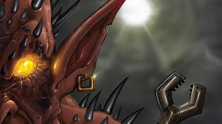 DRAGON ASSAULT NOVEL: Cogfetch