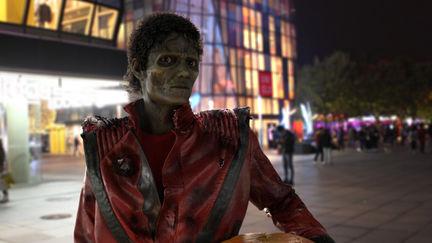Michael Jackson CG Revival