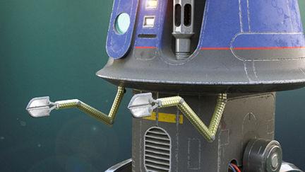 ILM DD3 robot
