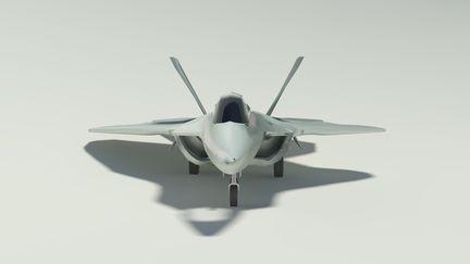 Raptor-F22 Front