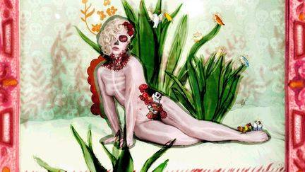 La Muerta (nudity)
