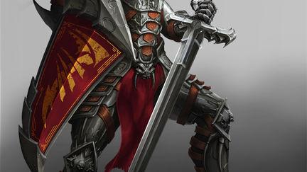 Fantasy / medieval armor