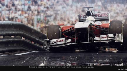 F1 iss passion