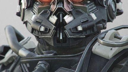 Killzone Shadow Fall - Helghast Trooper