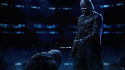 Darth Vader force ghost apprentice