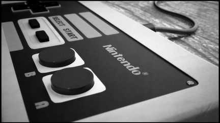 Old School Console