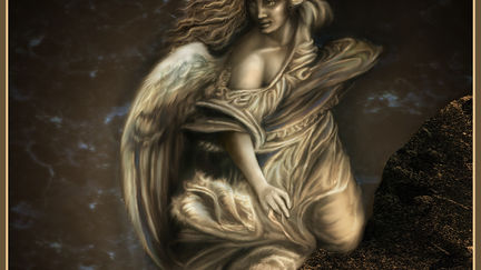 Angel from workshop