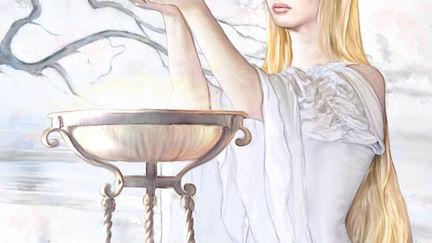 La Dama de la Luz