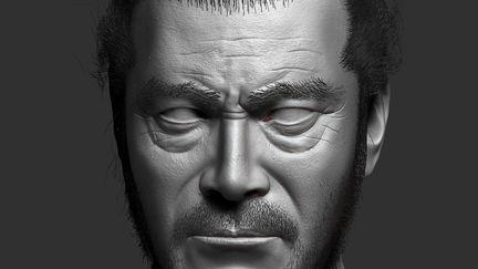 Toshiro Mifune - Yojimbo WIP