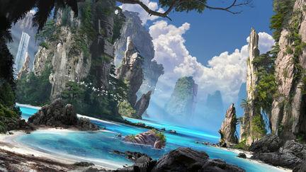 Ancient Coast