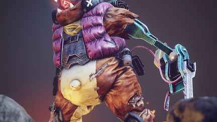 Bear - Character (PBR)