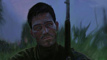Private Robert Witt - The Thin Red Line