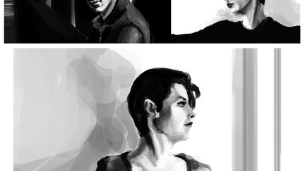 speed sketches