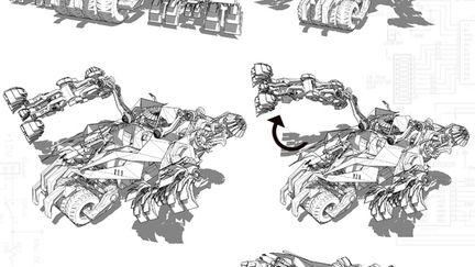 thundercats concept - thundertank 4.0