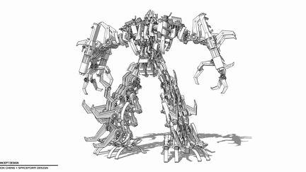 transformers concept - galvatron