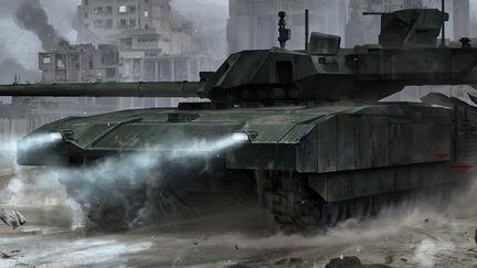 Foggy Armata