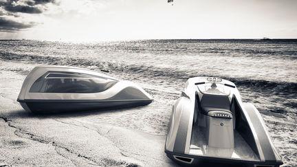 Custom V8 Personal Watercraft