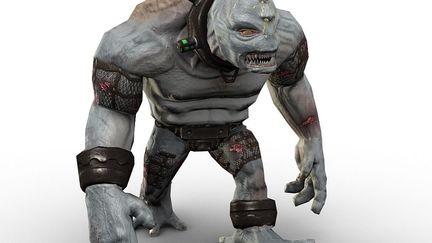 Brute creature