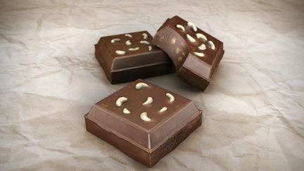 Photoreal Chocolate