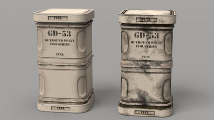 Canister Prop