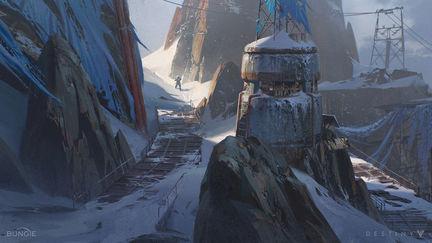 Felwinter's Peak Cliffside