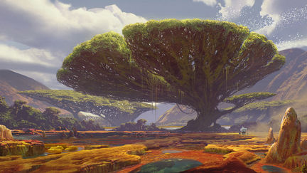 New Earth Vista