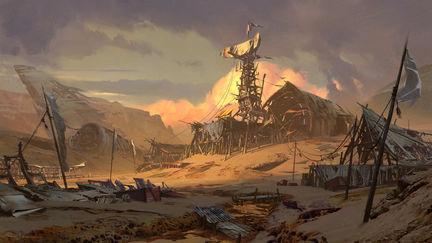 Survivor's Camp
