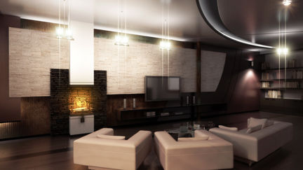 Living room int