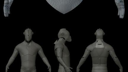 Concept Armor