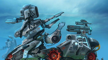 All Terrain Tactical Mech