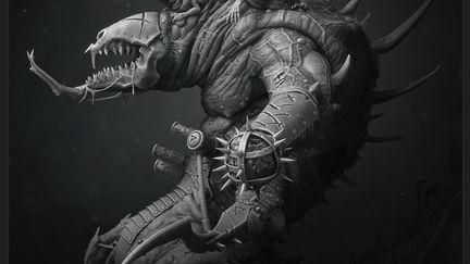 warhammer 2 hellpit abomination test render