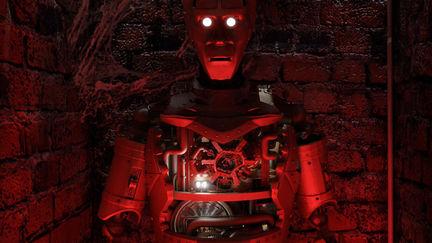 Richard E Robot