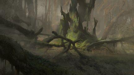 Forest MTG