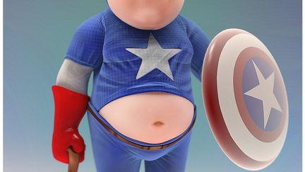 Captain America Jr.