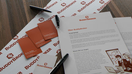 BuddyBroker CD Visualisation