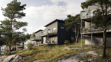 Stensjövillan - Riksbyggen