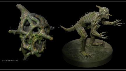 Tree Creature 03