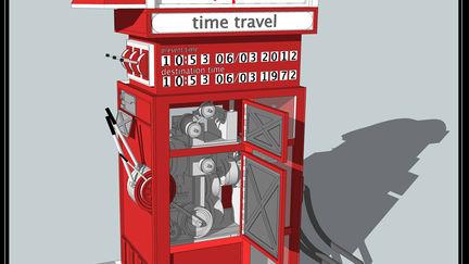 Virgin Media: Time Machine Concept 01
