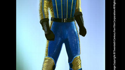 X-Men: First Class Costume 03