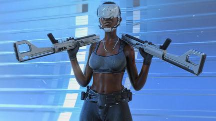 Nyoni Ndlovu - Duel Wielding Shotgun Assassin