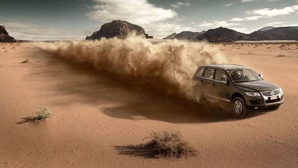 Dust Desert Knight