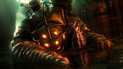 BioShock Promotional Art - PW