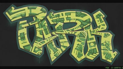 Graffitti 02