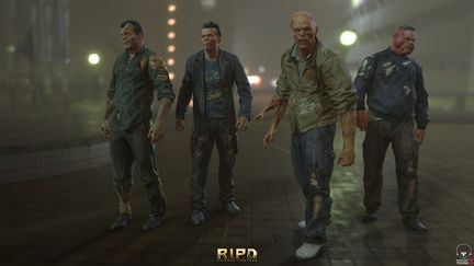 RIPD zombies