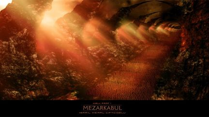 Hell Part I: MEZARKABUL ..matte painting..