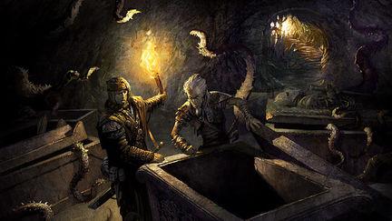 Coffin Plunder