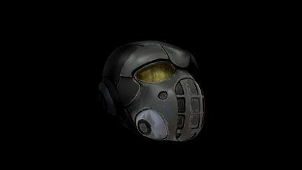 Destiny Inspired helmet