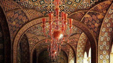 Karimkhani Privacy, Golestan Palace