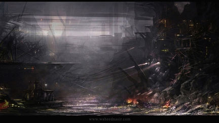 Haunted - Dark Harbor