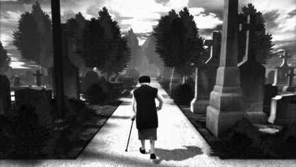 The Graveyard - A short game about death.